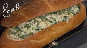 spinach and artichoke dip recipe kicked up emeril s day