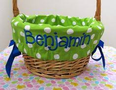 easter basket liners personalized deluxe easter basket liners with eggs for or boys easter