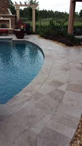 Pool Patios by 46 Best Travertine Pools U0026 Patios Images On Pinterest Patios