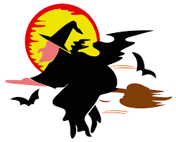 clipartist net clip art lakeside witch over harvest moon