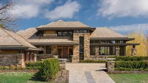 Hipped Roof House Cross Hipped Roof Exterior Craftsman With Arts And Crafts Style