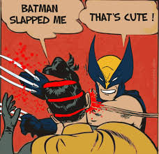 Slappin Batman Meme Generator - batman slapping robin adkins block 4 memes pinterest batman