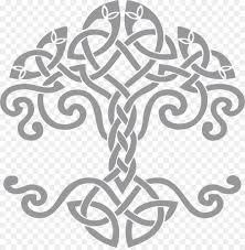 tree of celtic knot celts celtic sacred trees pagani png