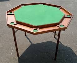folding poker tables for sale vintage poker table for sale antiques com classifieds