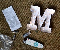 diy patriotic marquee letter mom spark mom blogger
