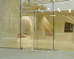 All Glass Exterior Doors Crl Arch Blumcraft Glass Entrance Doors
