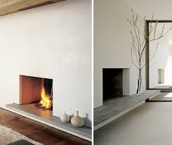 minimalist fireplace 10 favorites minimalist fireplaces from members of the