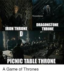 game of thrones dragonstone table thronesmemes dragonstone throne iron throne picnic table throne