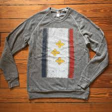 Our Flag Our Flag Sweatshirt U2013 Dirty Coast Press