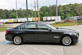 2010 bmw used 2010 used bmw 7 series 750li with driver assist convenience