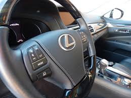 lexus interior 2014 review 2013 lexus ls460 awd goes like silk the fast lane car