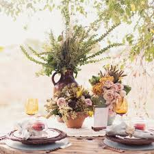 Fall Wedding Table Decor Fall Wedding Table Decorations Popsugar Home