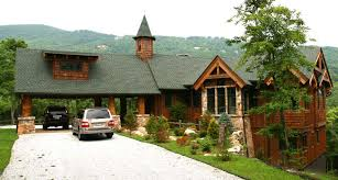 cabin style homes lodge style house plans northwest house plans at eplanscom floor