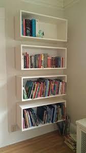 Invisible Bookshelf Diy Cabeceiras De Cama Livros Etc Design Furniture Pinterest