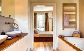 master bedroom bathroom ideas bedroom attached bathroom design a contemporary bedroom with an