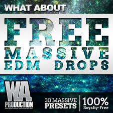 House Essentials by What About Free Massive Edm Drops