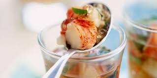 recette de cuisine noel repas de noël nos recettes aux poissons cuisine actuelle