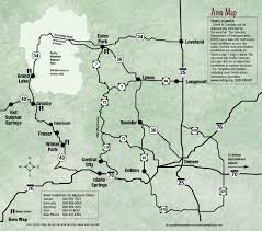 Map Guest Estes Park Maps Free Guestguide Publications