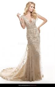 gold wedding dresses gold wedding dresses allweddingdresses co uk