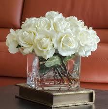 vase centerpiece ideas square glass vase centerpiece ideas home design ideas