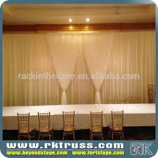 wedding backdrop used wedding backdrop stand used pipe and drape for sale wedding