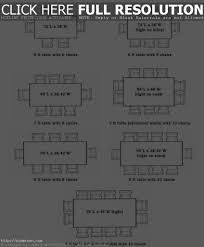 Dining Room Dimensions Typical Dining Room Dimensions Home Design Ideas