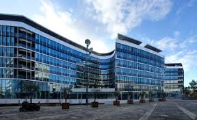 bouygues siege social unilever has inaugurated its green station headquarters