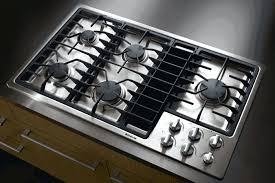Viking Electric Cooktop 48 Gas Cooktop With Grill Smeg Opera A3xu6 Closeup View Of