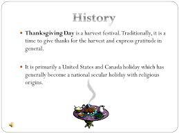 tessica burley thanksgiving day is a harvest festival