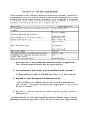 assignment 11 3 doc worksheet 11 3 diet and disease crossword