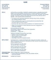 exle of a chronological resume why not to use a functional resume format susan ireland resumes