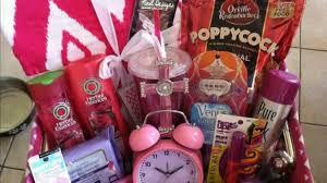 best friend birthday gift basket ideas home design