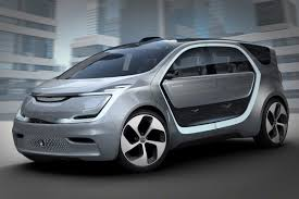 futuristic jeep futuristic chrysler portal electric concept unveiled at ces 2017