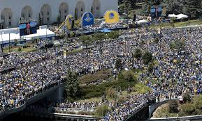 Nba Map Golden State Warriors To Hold Championship Parade Thursday June