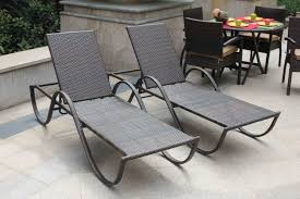 Chair For Patio Chaise Lounges Wicker Chaise Lounges Lounge Set Bellini White