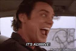 Alrighty Then Memes - ace ventura alrighty then gif find share on giphy