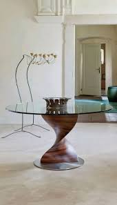 Best  Glass Round Dining Table Ideas On Pinterest Glass - Glass dining room tables