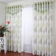pair linen pom pom sheer curtain 52 choose your length two linen