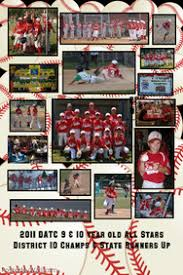 baseball collages u0026 poster templates postermywall