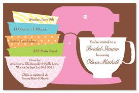 bridal shower invitations kitchen theme kawaiitheo