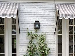 Window Canopies And Awnings 10 Easy Pieces Window Awnings Gardenista