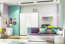 deco murale chambre fille design interieur déco murale chambre enfant brique blanche