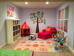 basement playroom design home ideas decor gallery