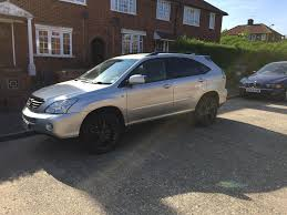 lexus cars for sale on gumtree quickly sale lexus rx 400h 3 3 limited edition in blackheath