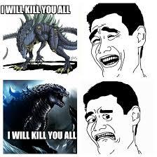 Godzilla Meme - godzilla vs zilla by kaijuking111 on deviantart