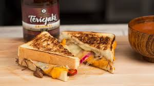 short rib grilled cheese u0026 ginger tomato soup youtube