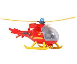 sam helicopter figurine fireman sam stars u0026 heroes