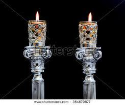 shabbat candles stock images royalty free images u0026 vectors