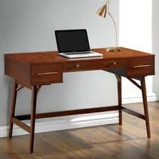 Mid Century Modern Desks Mid Century Modern Desks Computer Tables For Less Overstock