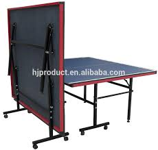 portable table tennis table wholesale high quality children portable mini table tennis table